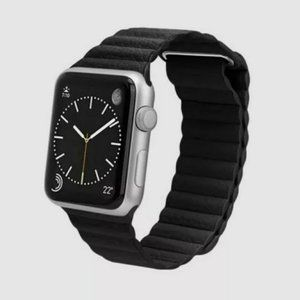 NEW🌸CASETIFY 38mm Magnetic Black Apple Watch Band